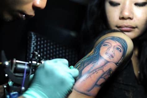 indonesia tattoo convention tattoos the atlantic