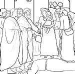 sunday school disciples bible coloring pages