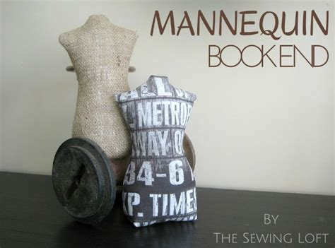 the mannequin makers a novel books mannequin bookends diy the sewing loft
