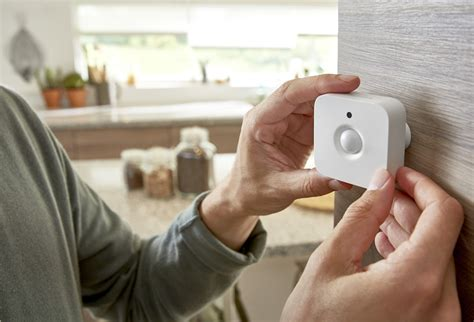 philips hue motion sensor putting the auto in home