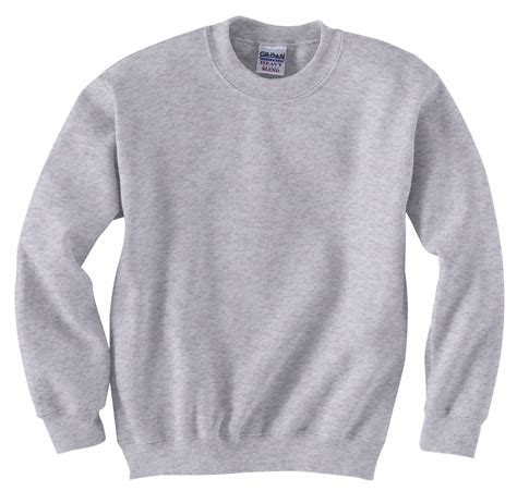 New Sweater Gildan 88000 88000 asianfit heavyblend crewneck gildan jogja