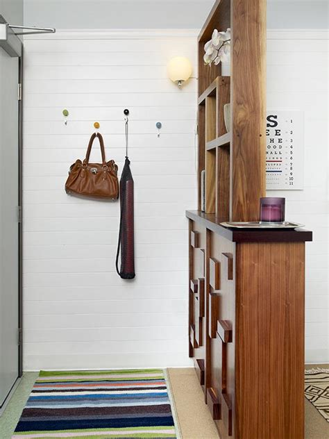 entryway bookcase entryway storage divider wood diy home decoration club