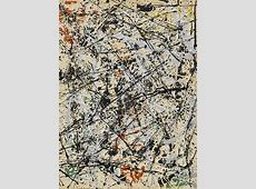 pollock, jackson number 32, 194 ||| abstract ||| sotheby's ... Jackson Pollock Number 10 1949