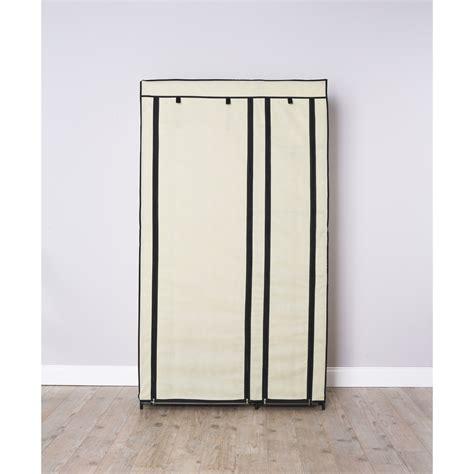 Single Fabric Wardrobe - large fabric wardrobe