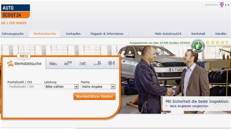 werkstattportal autoscout autoscout24 trennt sich werkstattportal autohaus de