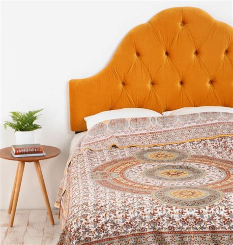 Orange Upholstered Headboard by 17 Best Images About Headboards On Upholstered
