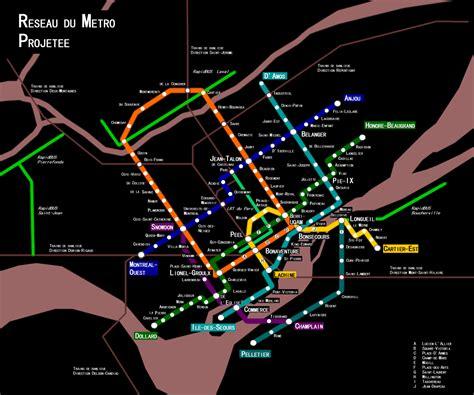 montreal metro map xvon image montreal metro map