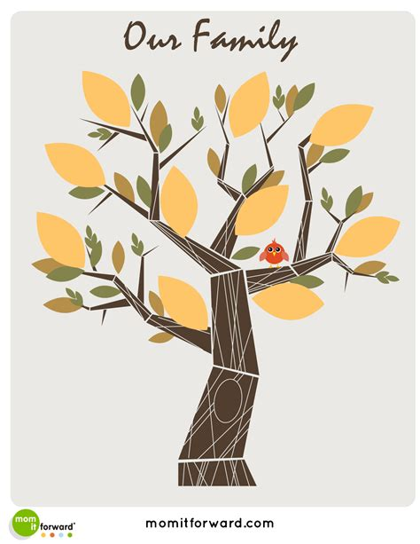 free printable family tree pictures creating your family tree
