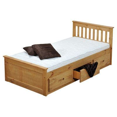Childrens Single Bed Frames 17 Best Ideas About Single Beds With Storage On Pinterest Wooden Bed With Storage White