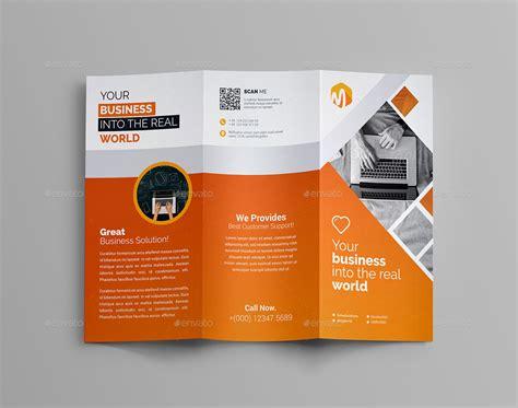 tri fold tri fold brochure by generousart graphicriver