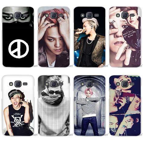 Casing Handphone Bigbang 10 Years bigbang k pop g t o p taeyang daesung seungri clear cover coque shell for samsung