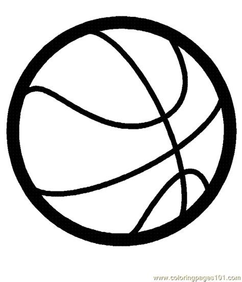 printable coloring pages basketball coloring pages basketball coloring page 07 sports