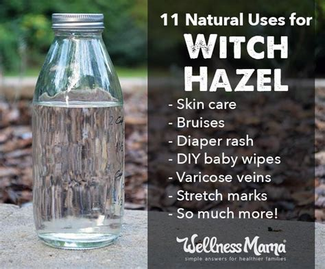 11 great uses for witch hazel witch hazel natural