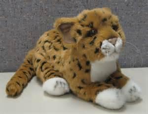 Jaguar Stuffed Animals Jaguar Cub