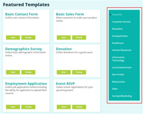 user creation form template image collections templates