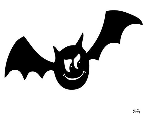 imagenes en negro de halloween murcielago negro dibujalia dibujos para colorear