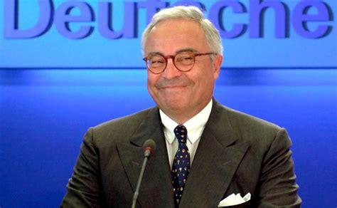 breuer deutsche bank breuer zahlt deutscher bank 3 2 mio wegen kirch