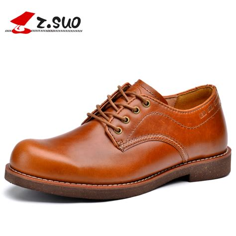 Z Vaughn Dress Shoes by Aliexpress Buy Cow Leather Casual Shoes Breathable Genuine Leather Oxfords Shoes Z