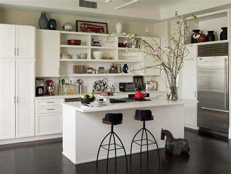 kitchen shelves design ideas 35 bright ideas for incorporating open shelves in kitchen