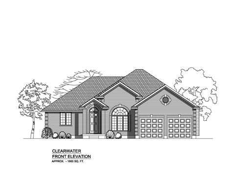 clearwater floor plan clearwater saratoga homes