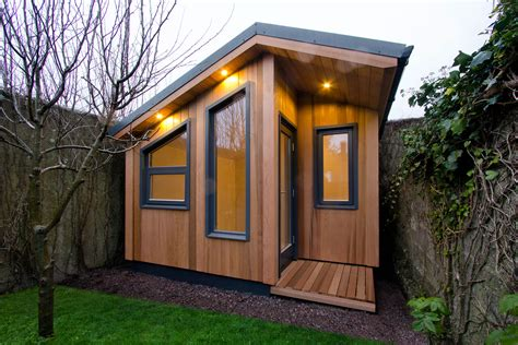 garden offices bespoke garden offices ecos ireland