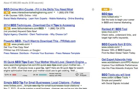 adsense or adwords starting a small business what is the difference between