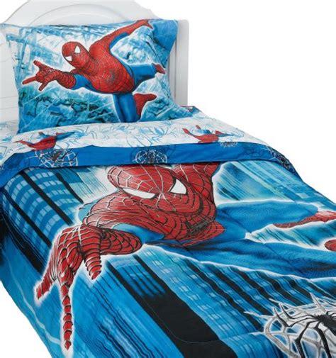 spiderman twin bedding set spiderman 3 twin comforter blue