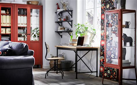 Ikea Living Room And Office Choice Home Office Gallery Workspaces Ikea