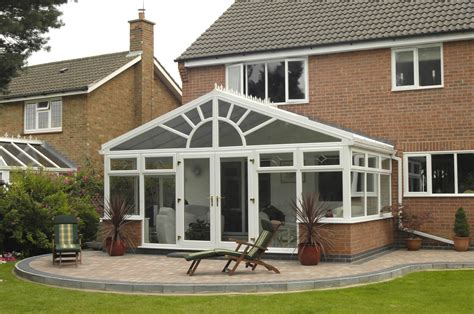 Bungalow House Plan by Conservatories Facelift Upvc
