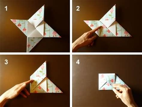 How To Make An Origami Envelope Step By Step - beautiful origami envelope folding and