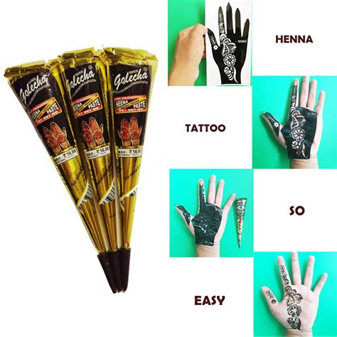 cheap henna tattoo kits buy wholesale henna kit from china henna