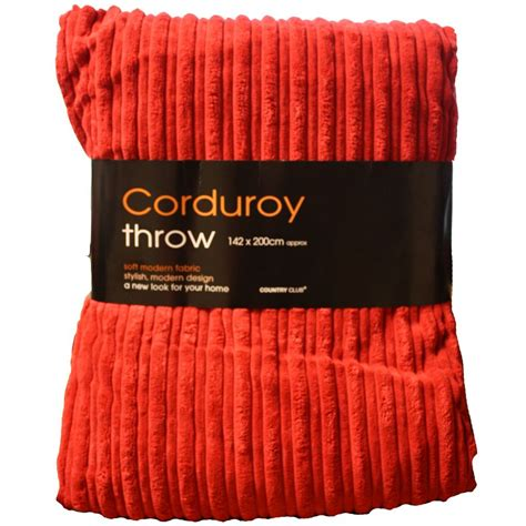 Corduroy Cover by Corduroy Throw Blanket Cover Sofa Bed Stylish Modern