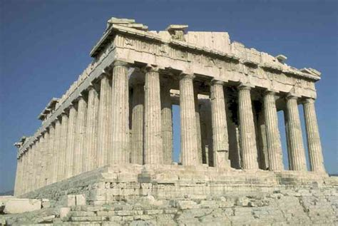 Athens Architecture Architecture The Parthenon The Erechtheum