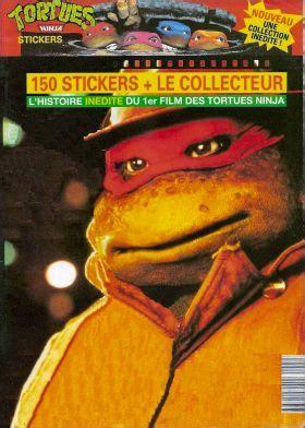 film tortue ninja en francais liste des stickers albums