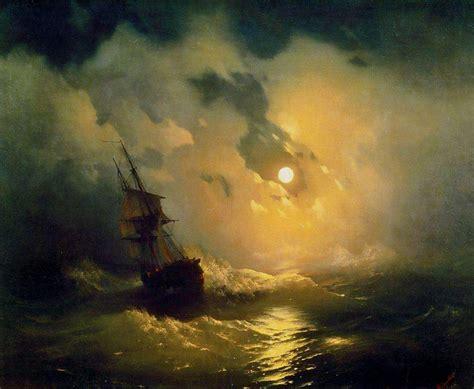 clipart aivazovsky ivan the ninth wave буря на море ночью айвазовский и к 1849г ivan