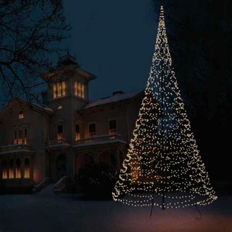 fahnenmast beleuchtung weihnachtsbeleuchtung fahnen k 246 ssinger