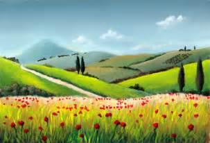 Landscape Ideas To Paint 1000 Images About Painting On Landscape