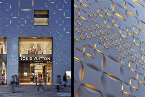 damier pattern history louis vuitton matsuya ginza indesignlive hkindesignlive hk