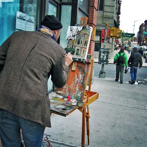 a painter grand street painter mo riza flickr