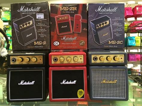 Marshall Ms2 Mini Guitar Lifier marshall ms 2 mini guitar like tom on fb