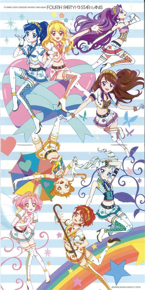 Stiker Yurika Todo 19 best aikatsu images on anime anime and anime