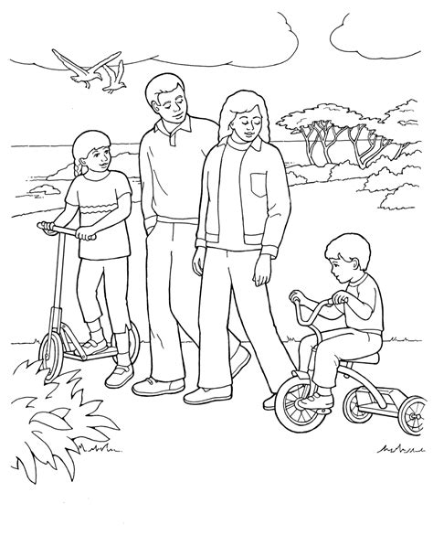 free coloring pages of lds temples