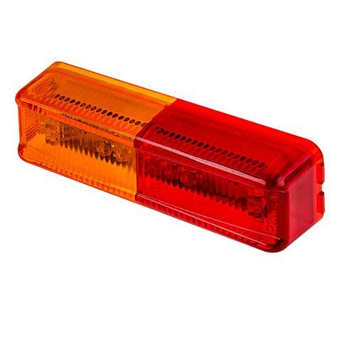 trailer fender clearance lights rectangular led truck and trailer light led