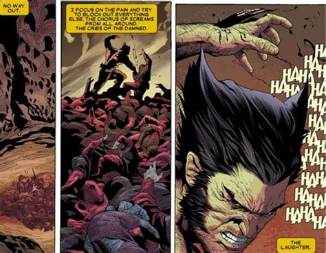 wolverine goes to hell wolverine volume 1 wolverine goes to hell by jason aaron
