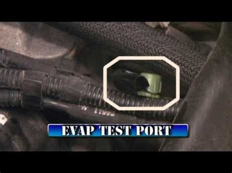 Jeep Code P0455 2001 Dodge Ram 1500 Evap Leak Small Large Repair Code