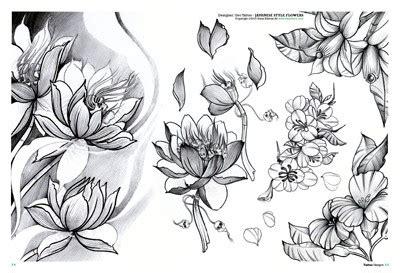 disegni di fiori giapponesi fiori 2