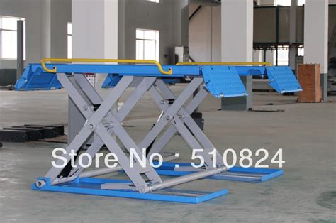 aliexpress buy mid rise scissor car lift hoist for