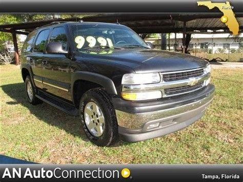 auto air conditioning service 1998 chevrolet tahoe engine control purchase used 1 owner 2006 chevrolet tahoe z71 white leather sunroof dvd 3rd row 03 04 05 07 in