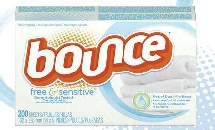 printable bounce fabric softener coupons printable bounce dryer sheets coupons