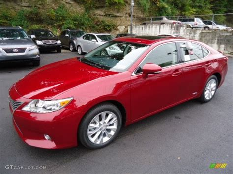 lexus matador red 2018 lexus es 300h new car release date and review 2018